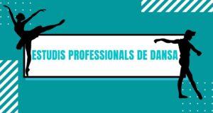 Informació sobre la implantació dels Estudis Professionals de Dansa