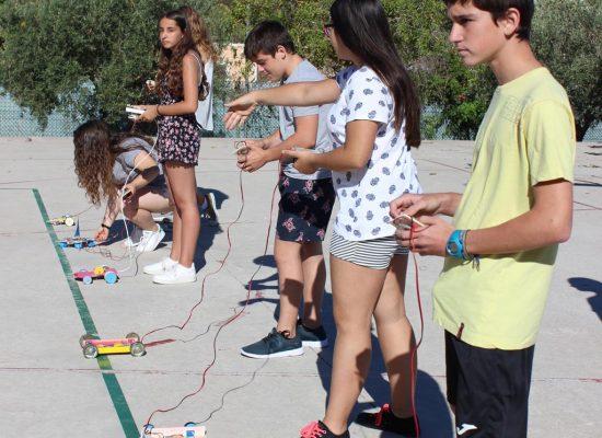 Tecnologia: Carreras (2015-16)