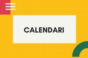 Calendari final de curs